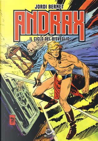 Andrax vol. 1 by Miquel Cussò