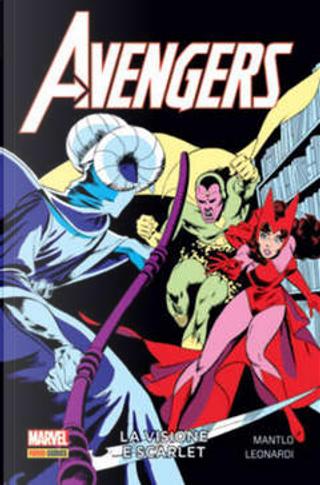 Avengers by Bill Mantlo
