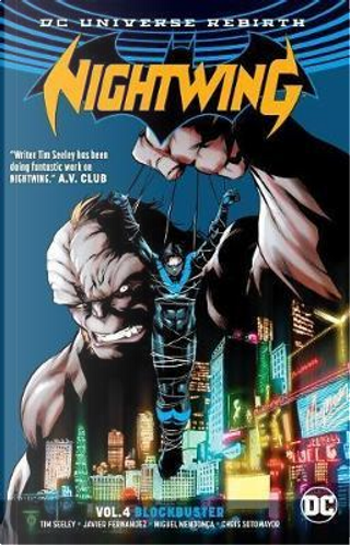 Nightwing 4 by Tim Seeley