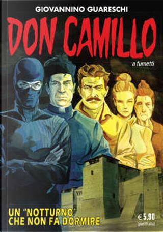 """Don Camillo a Fumetti - Un """"notturno"""" che non fa dormire by Davide Barzi"""