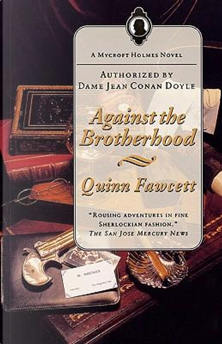 Against the Brotherhood by Quinn Fawcett