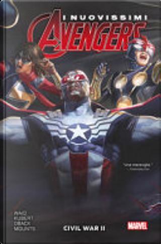I nuovissimi Avengers vol. 3 by Faith Erin Hicks, G. Willow Wilson, Jeremy Whitley, Mark Waid, Natasha Allegri, Scott Kurtz, Zac Gorman
