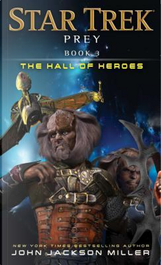 The Hall of Heroes by John Jackson Miller