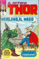 Il Mitico Thor n. 6 by Robert Bernstein, Stan Lee
