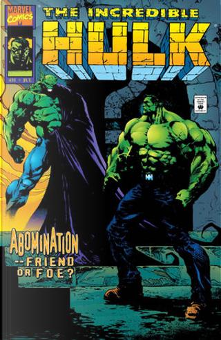 The Incredible Hulk vol. 1 n. 431 by Peter David