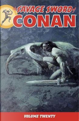 Savage Sword of Conan 20 by Roy Thomas