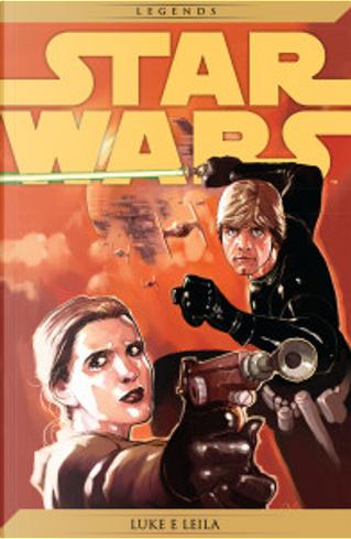Star Wars Legends #59 by Alan Dean Foster, Brian Augustyn, Jason Hall, Terry Austin