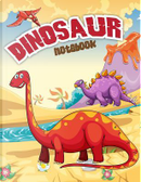 Dinosaur Notebook by M. J. Journal