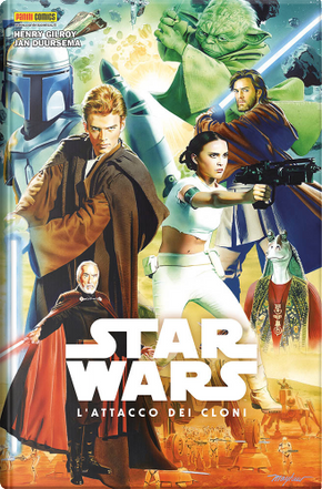 Star Wars: L'attacco dei cloni by Henry Gilroy