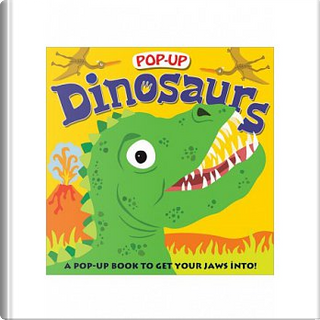 Pop-Up Dinosaurs by Sarah Powell