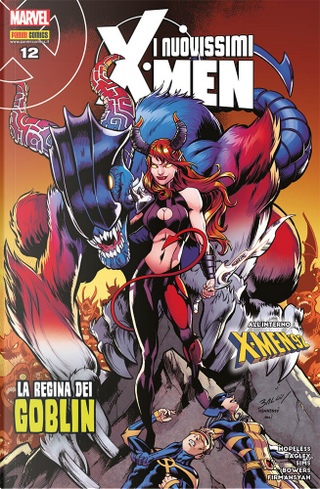 I nuovissimi X-Men n. 47 by Chad Bowers, Chris Sims, Dennis Hopeless