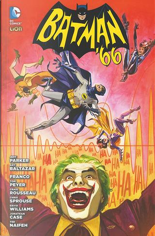 Batman '66 vol. 3 by Art Baltazar, Jeff Parker, Tom Peyer