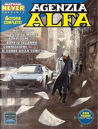 Agenzia Alfa n. 37 by Adriano Barone, Anna Lazzarini, Bepi Vigna, Garbella Cordone Lisiero, Giovanni Gualdoni, Mirko Perniola