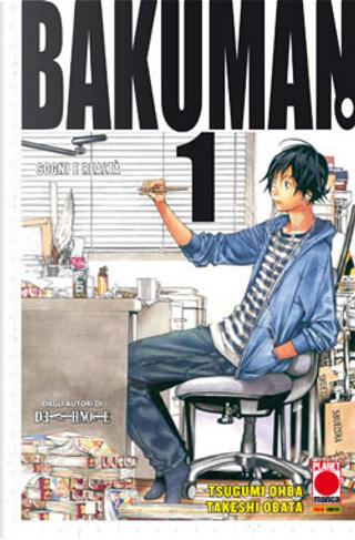 Bakuman vol. 1 by Takeshi Obata, Tsugumi Ohba