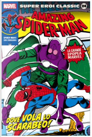 Super Eroi Classic vol. 24 by Stan Lee