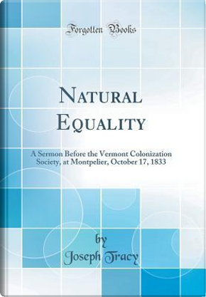Natural Equality by Joseph Tracy