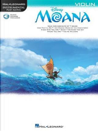 Disney Moana by Walt Disney Music Company