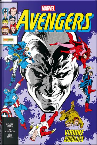 Avengers – Visione Assoluta by Bill Mantlo, Ann Nocenti, J.M. DeMatteis, Roger Stern