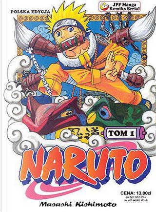 Naruto Tom 1 by Masashi Kishimoto
