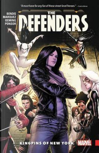 Defenders 2 by Brian Michael Bendis