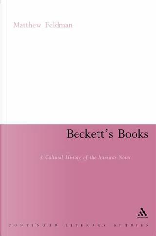 Beckett's Books by Matthew Feldman