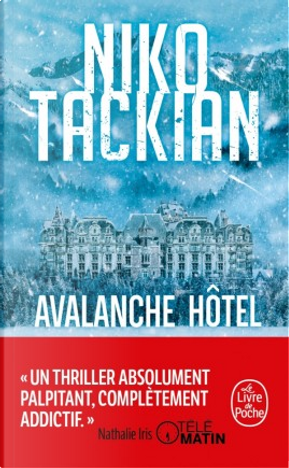 Avalanche Hôtel by Niko Tackian