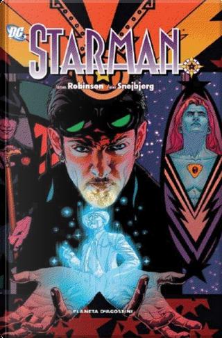 Starman #5 (de 6) by David Goyer, Geoff Jones, James Robinson