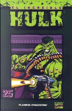 El Increíble Hulk. Coleccionable #25 (de 50) by Peter David, Tom Field