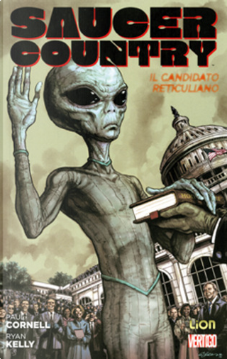 Saucer Country vol. 2 by Paul Cornell