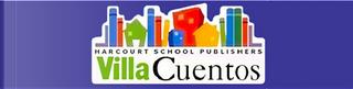 Harcourt School Publishers Villa Cuentos by Harcourt School Publishers
