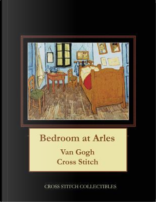 Bedroom at Arles by Cross Stitch Collectibles
