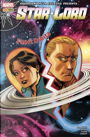 Guardiani della Galassia presenta: Star Lord #6 by Sam Humphries, Skottie Young