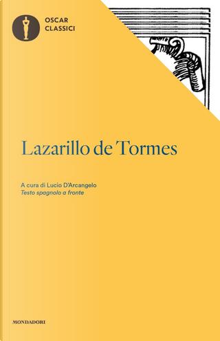 Lazarillo de Tormes by Anónimo