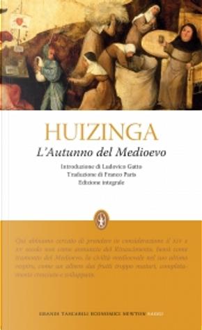 L'Autunno del Medioevo by Johan Huizinga