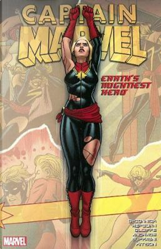 Captain Marvel Earth's Mightiest Hero 2 by Kelly Sue DeConnick