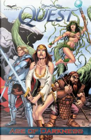 Grimm Fairy Tales Presents Quest by Pat Shand
