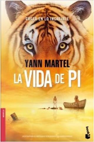 Vida de Pi by Yann Martel