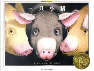 三只小猪 by 大卫·威斯纳