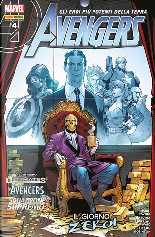 Avengers n. 79 by Al Ewing, Mark Waid