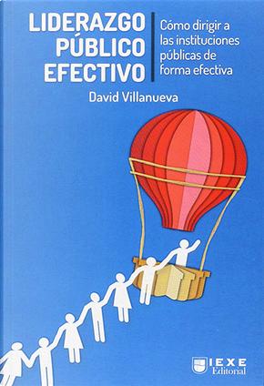Liderazgo público efectivo by David Villanueva Lomelí