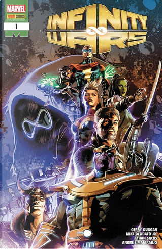 Infinity Wars vol. 1 by Gerry Duggan