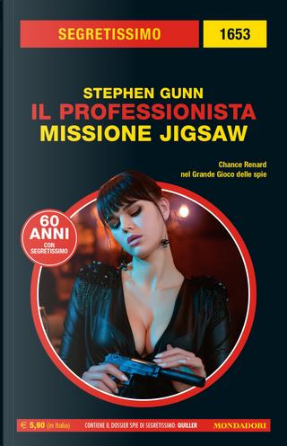 Il Professionista: Missione Jigsaw by Stephen Gunn