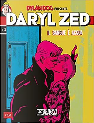 Daryl Zed n. 3 by Tito Faraci
