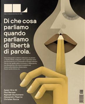 IL- Idee e Lifestyle del Sole 24 Ore - n. 71 (giugno 2015) by Alessandro Piperno, Ayaan Hirsi Ali, Paul Berman, Raphaël Glucksmann