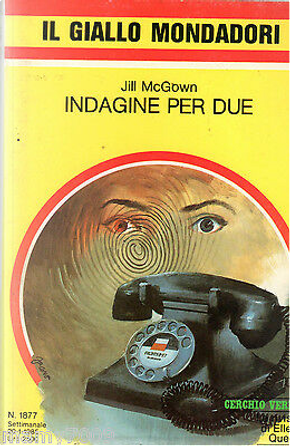 Indagine per due by Jill McGown