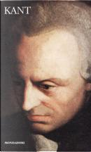 Kant - Volume I by Immanuel Kant