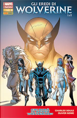 Wolverine n. 305 by Charles Soule, Tim Seeley