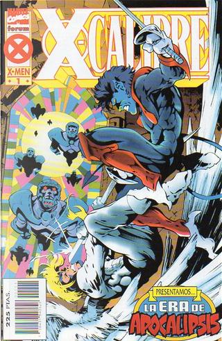 X-Calibre Vol.1 #1 (de 4) by Warren Ellis