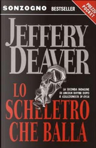 Lo scheletro che balla by Jeffery Deaver
