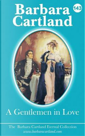 A Gentlemen In Love by Barbara Cartland